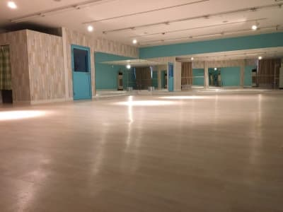 柱もない広々とした空間(1) - 権現ビル すたじお空(くう)の室内の写真