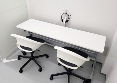 2F全体図 - OMO|オモ【三宮本通店】 【1席分】コワーキングスペース1の室内の写真