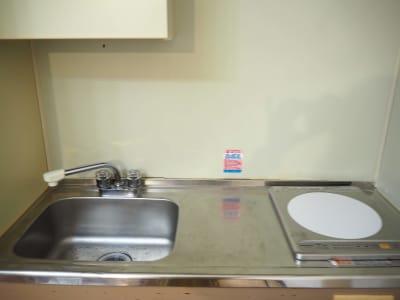 キッチン - オシャレンタル池袋 撮影・パーティースペースの設備の写真