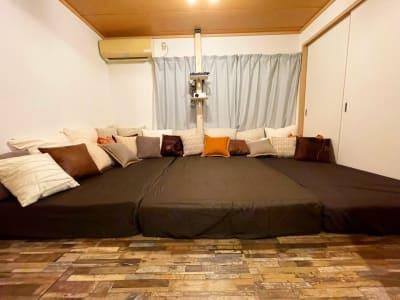 【なんば】KB05 タスワンスペースの室内の写真