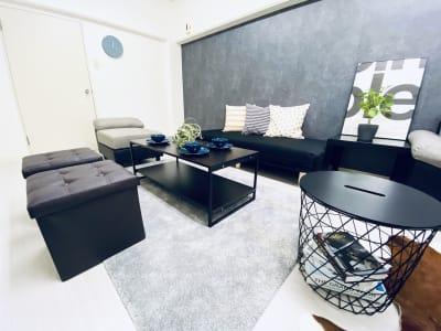 SMILE+アーテル新大阪 パーティスペース、打ち合わせ会議の室内の写真