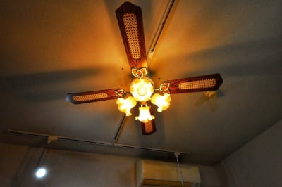 空調にて空気の入れ替えも可能です。 - room 302 落ち着くプライベートサロンの室内の写真