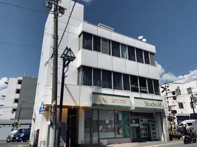 スタジオM  第2 京成稲毛駅前 ダンスレンタルスタジオBルームの外観の写真