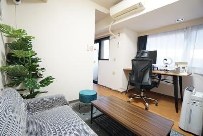 【大山ミニマルオフィス】 大山ミニマルオフィスの室内の写真