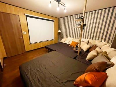 2F シアタールーム - 【新今宮】SI06 タスワンスペースの室内の写真
