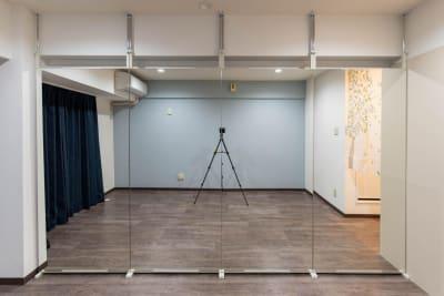プルート池袋レンタルスタジオ 1002号室の室内の写真
