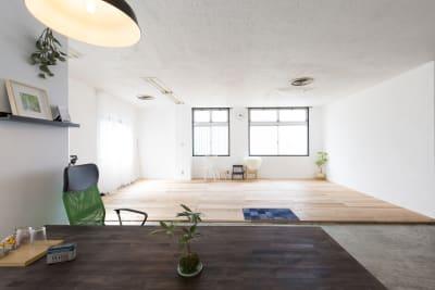 ハレルフォト 会議室 ・多目的 ・撮影スタジオの室内の写真
