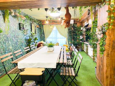 H.R.S.O 大須ジャングル Heavenly大須ジャングルの室内の写真