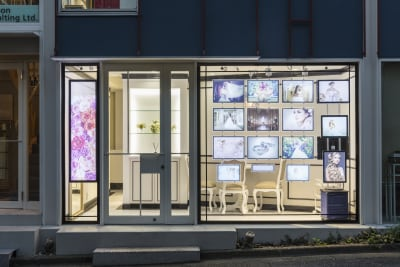 外観 - 渋谷松濤サロン サロンスペースの外観の写真