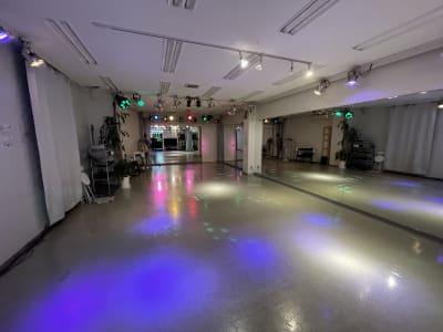 スタジオM  第2 京成稲毛駅前 ダンスレンタルスタジオ【夜用】の室内の写真