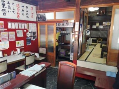 Wi-Fi完備 - ラーメン食堂996鶴来店 シェアハウス、シェア店舗、の設備の写真