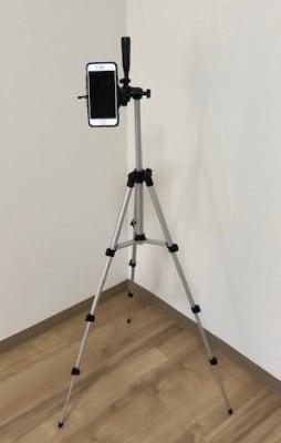 撮影用三脚 - 静岡レンタルスタジオコロン レンタルスタジオの設備の写真