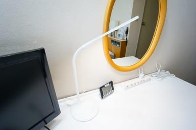 豊橋駅前完全個室ワークスペース 豊橋駅前ワークスペース902の室内の写真