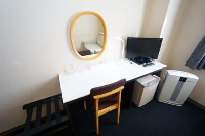 豊橋駅前完全個室ワークスペース 豊橋駅前ワークスペース905の室内の写真