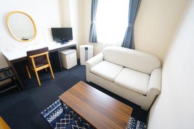 豊橋駅前完全個室ワークスペース 豊橋駅前ワークスペース901の室内の写真