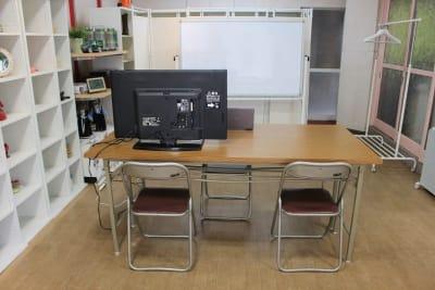 テレワーク - スタジオ アンデルセン レンタルスペースの室内の写真