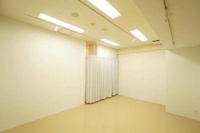 【渋谷】宮益坂十間スタジオ 防音個室スペースBの室内の写真
