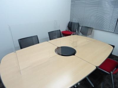 M&S会議室 貸し会議室の室内の写真