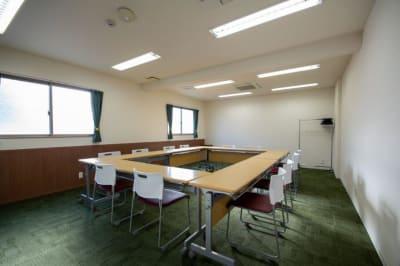 口の字(12名) - Kyoto de Meeting Smart / スマートの室内の写真