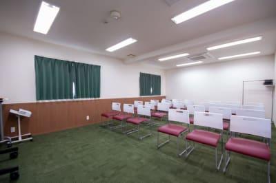 シアター形式 24名 - Kyoto de Meeting Smart / スマートの室内の写真