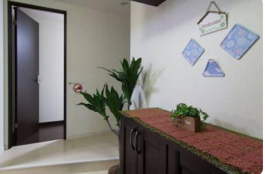 浅草パーティールーム 桜室の入口の写真
