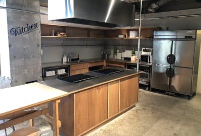 キッチン - BPM 撮影スタジオ(CM・ドラマ)の設備の写真