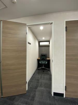 渋谷ワールド宇田川ビル 個室 RoomC(7F)1日貸しの室内の写真