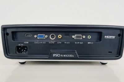 接続端子:HDMI・S-VIDEO端子ミニDIN-4pin・RCA ※プロジェクターへの接続端子はPCによって必要なものが違います。ご自身のPCをご確認の上ご用意ください。 - 株式会社 ライフキット セミナー・会議室の設備の写真