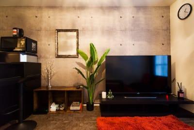 歌舞伎町ソルシアの室内の写真