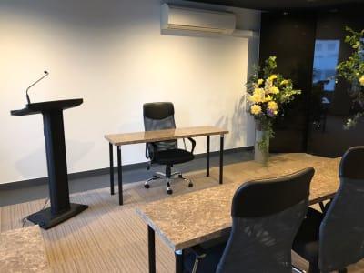 仙台協立第1ビル 4階4-A貸会議室の室内の写真