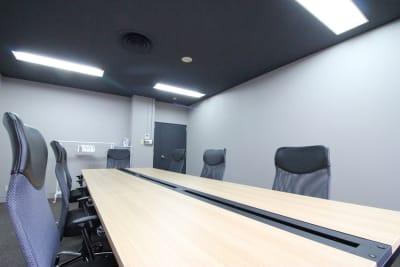 仙台協立第1ビル 第1ビル4階4-F貸会議室の室内の写真
