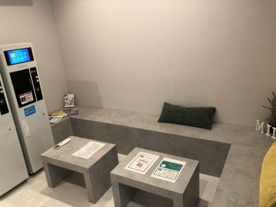 待合スペース - ヨガスタジオ ミー 赤坂大名エリア!レンタルスタジオの設備の写真