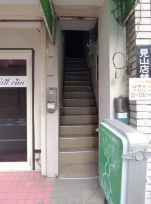見山店舗ビル 3F 貸しパーティスペースの入口の写真