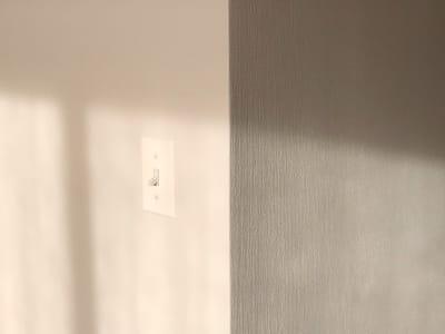 アメリカンスイッチ 壁はベンジャミンムーア ピュアホワイト(マット)で塗装されています。 - +add スタジオ、サロン、貸切スペースの室内の写真