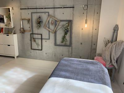 Salon de miyabi レンタルサロンの室内の写真