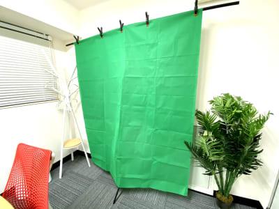 リモートベース久屋大通 好立地で設備充実の室内の写真