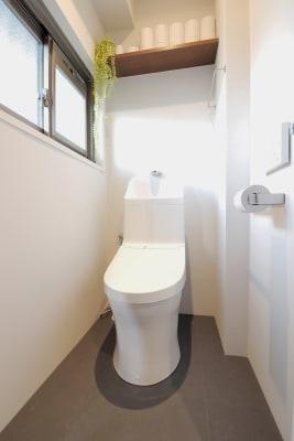 トイレ - 撮影、イベントスペース新宿御苑前 リノベシェアスペースの室内の写真