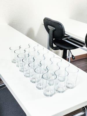 グラス20個 - H.R.S.O 大須多目的ルーム Heavenly大須多目的ルームの室内の写真