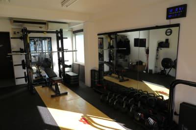 PersonalFit  完全個室!トレーニングスペースの室内の写真