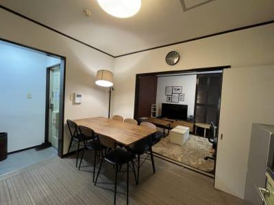 アメgoburin501 日本橋徒歩2分の室内の写真