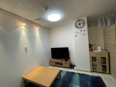 アメgoburin401 日本橋徒歩2分の室内の写真