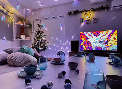 Alo BnB 9 ROPPONGIイベントスペースの室内の写真