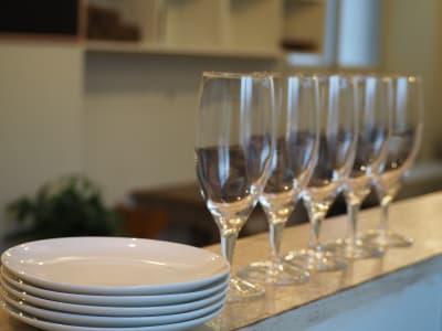 torune レンタルカフェ、イベントスペースの設備の写真
