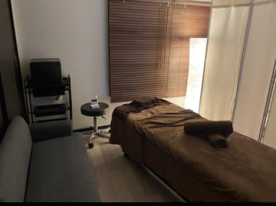Clover レンタルエステサロンの室内の写真