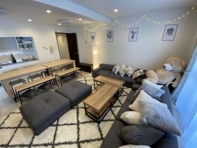 152_Oasis大阪心斎橋 レンタルスペースの室内の写真