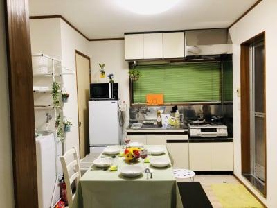 リビング - Green House 101 2DKの室内の写真
