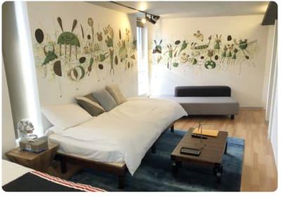 4A - AOCA TOKYO SANNO スタンダードタイプの室内の写真