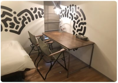3D - AOCA TOKYO SANNO スタンダードタイプの室内の写真