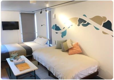 4D - AOCA TOKYO SANNO スタンダードタイプの室内の写真