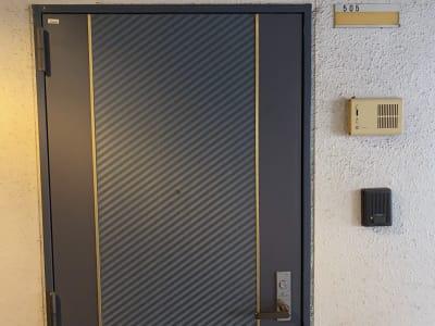 クロネコスペースの入口の写真